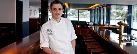 Joe Ritchie, Executive Sous Chef