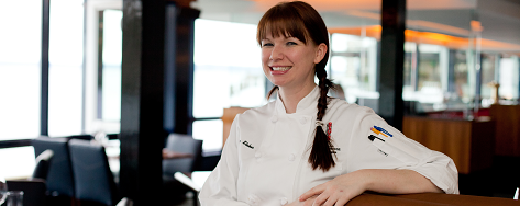 Lorna Stokes, Pastry Chef
