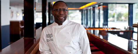 Wayne Johnson, Executive Chef