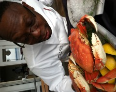 Dungeness Crab Chef Wayne Johnson
