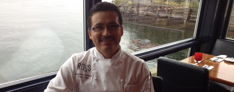 Gustavo Guerra – Catering Sous Chef