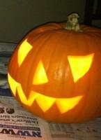 pumpkinfaceRAYS