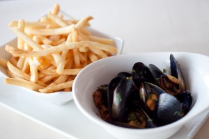 Ray's Mussels