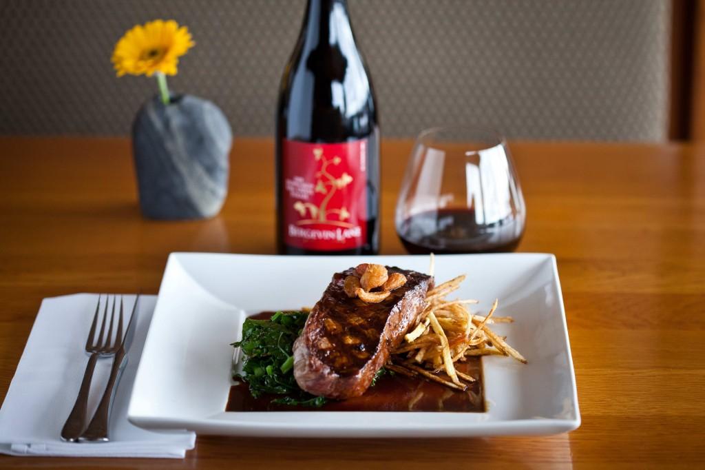 Rays Wine + Steak