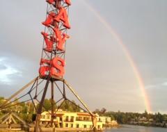 Rainbow over Rays2