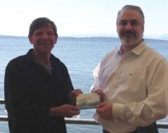 MyRays Cruise Winner + Doug