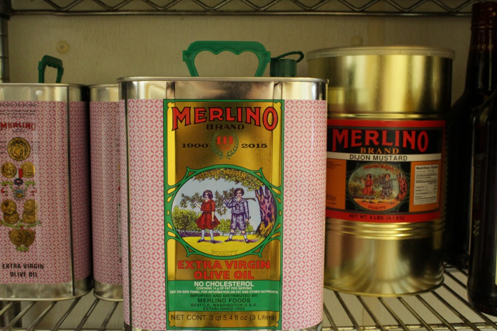 Imported Merlino Extra Virgin Olive Oil