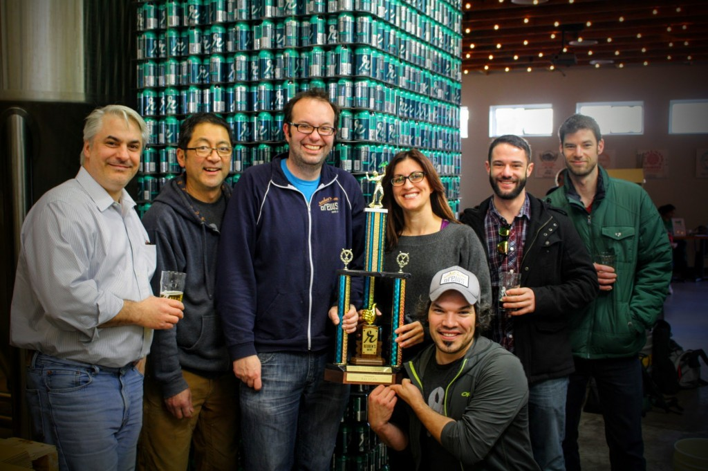 Ballard Beer Awards 2016 Champ