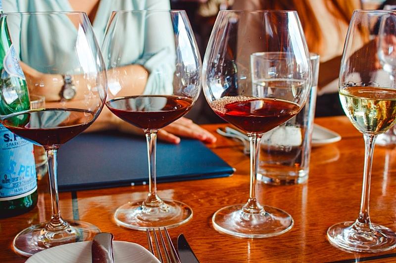 Wine Tasting at Ray's