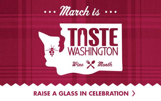 Welcome Washington Wine Month! - Ray's