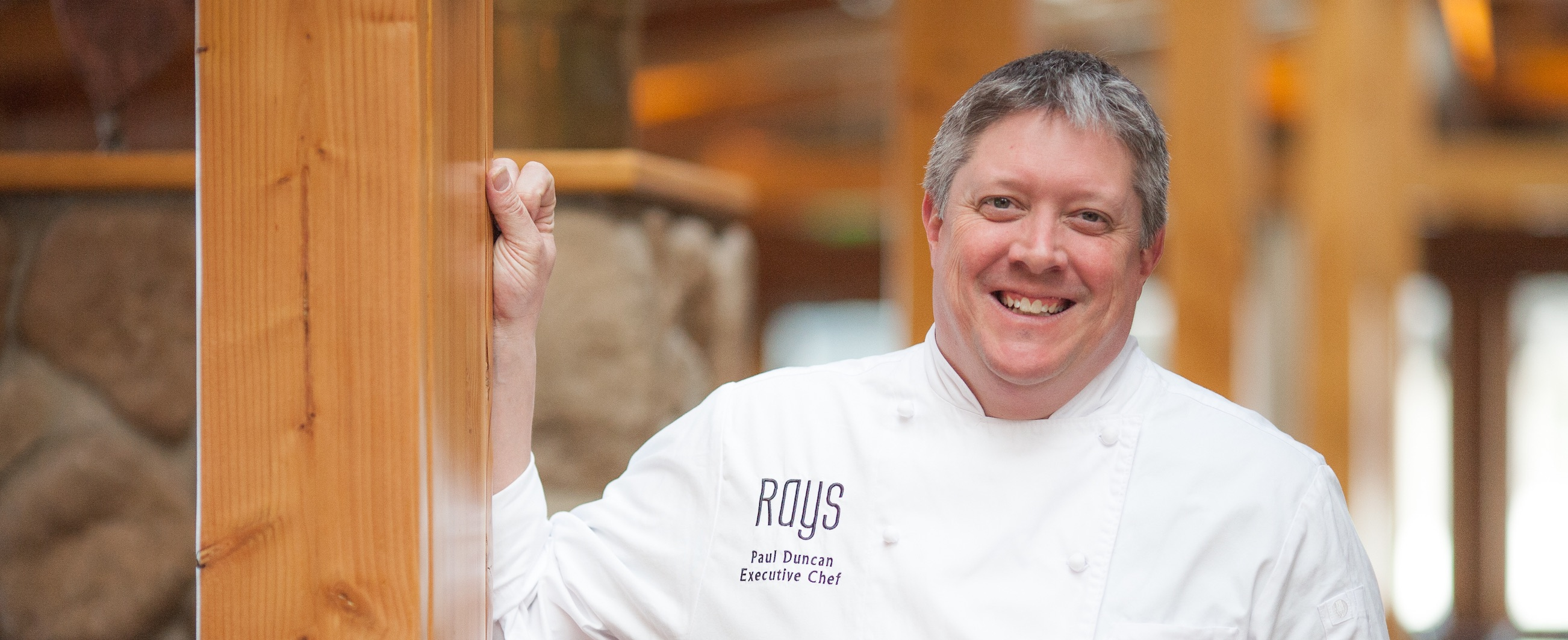 Paul Duncan – Executive Chef