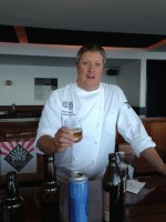 Cheers to the Brewmasters Dinner!  Executive Sous Chef Paul Duncan