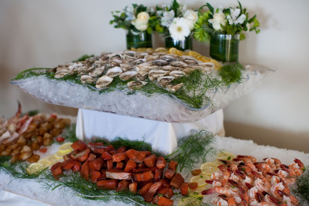 Ray's Events_Seafood Bar