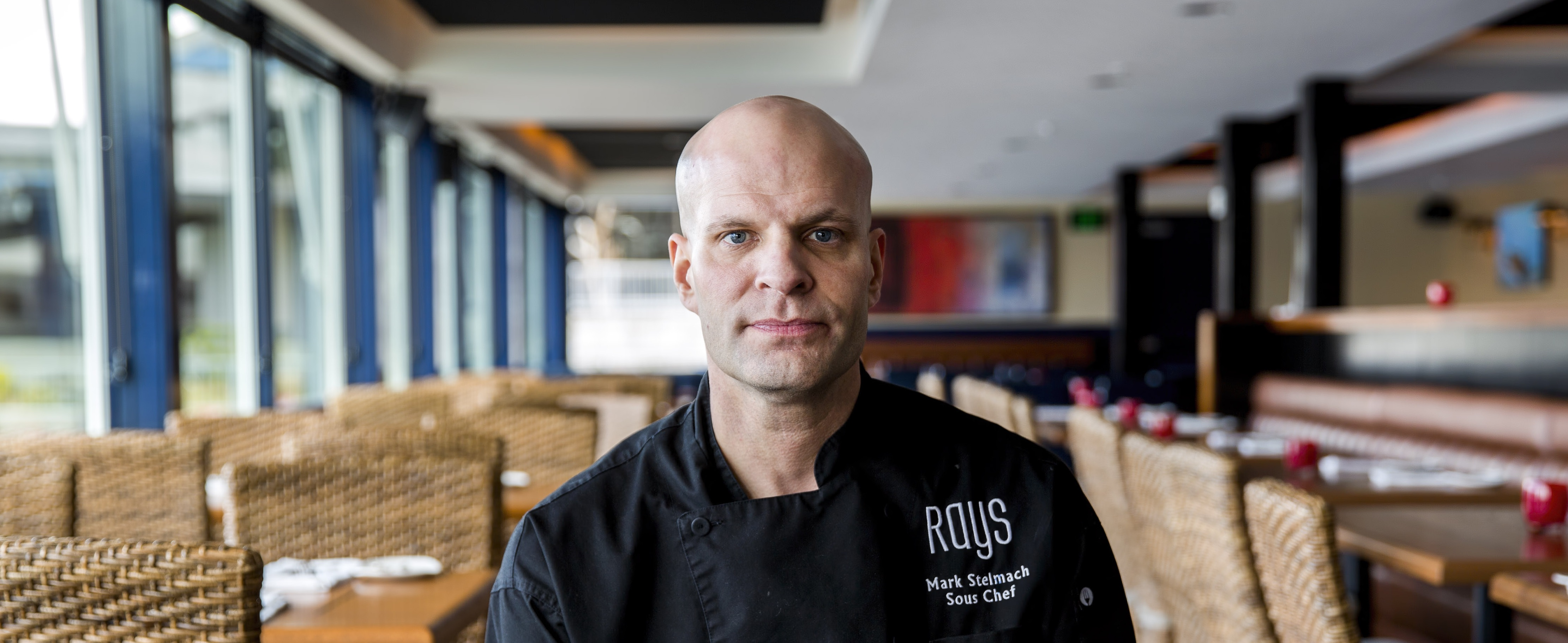 Mark Stelmach - Sous Chef