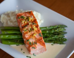 Cafe_Grilled Wild Northwest King Salmon 2